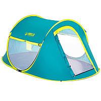 Палатка туристическая кемпинговая двухместная Pavillo Bestway CoolMount