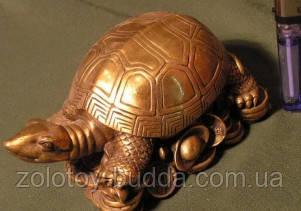 Черепаха бронза