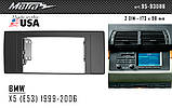 Переходная рамка Metra BMW  X5, E53 (95-9308B), фото 3