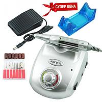 Фрезер для маникюра Nail Drill Pro ZS-603 45 Ватт 35000 об/мин
