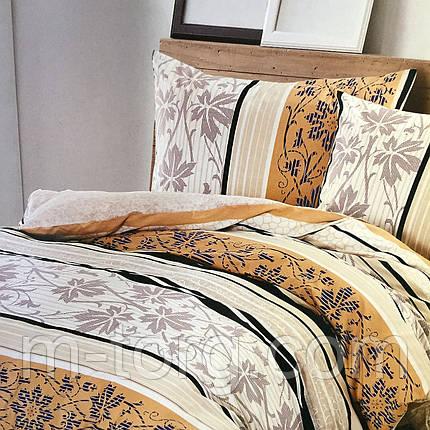 """""""Візерунки"""" Сімейний комплект постільної білизни Elway Premium,тканина сатин 100% бавовна, фото 2"""