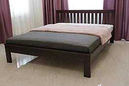"""Двухспальная кровать """"Жасмин с низким изножьем"""""""