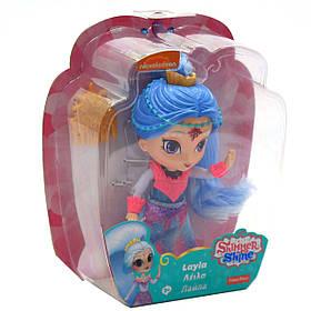 Лялька Fisher Price «Шімер і Шайн» - Лайла, 15 см (DLH55)