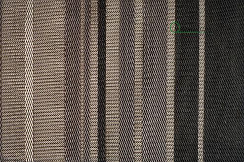 Сеты, салфетки, подставки под тарелки моющиеся под столовые приборы с узором ромбы, серветка сервірувальна, фото 2