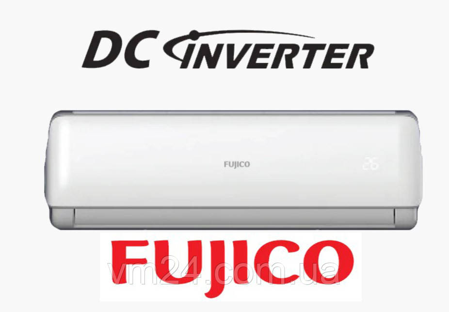 Кондиционер Fujico ACF-I12AHRDN1 Inverter (35м²)