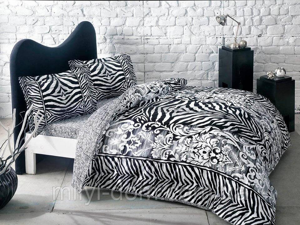 Набор постельного белья TAC Jovi Сатин (двуспальный евро)