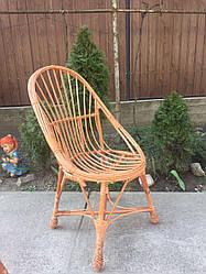 Кресло из лозы