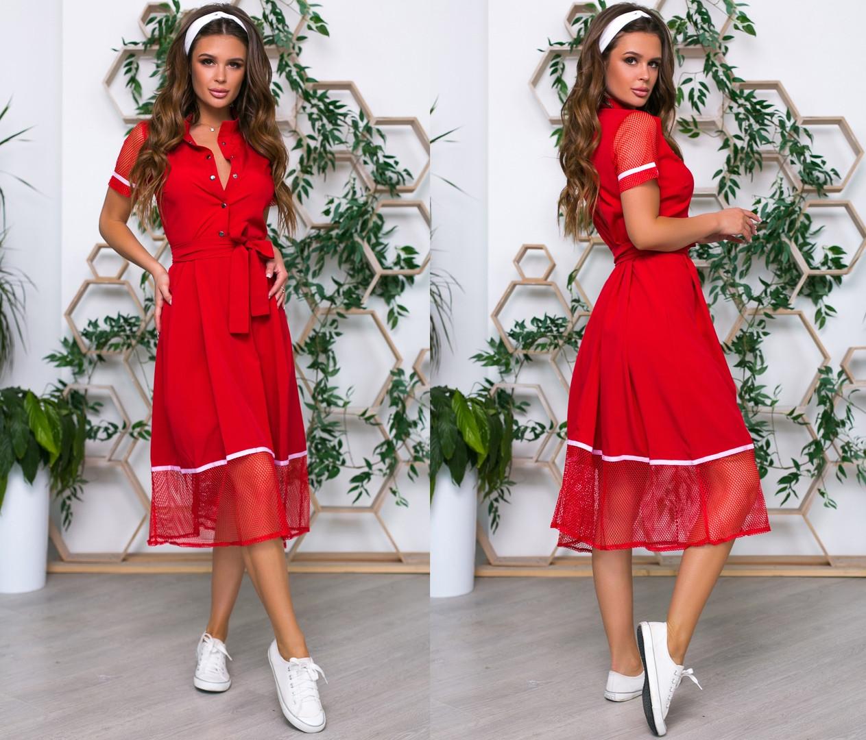 Женское летнее платье.Размеры:42,44,46.+Цвета
