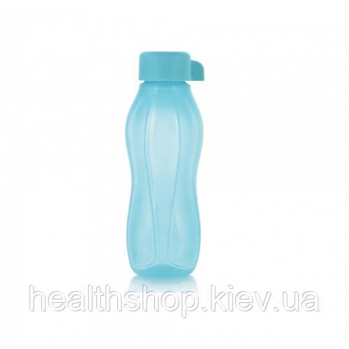 Эко-бутылка 310 мл, многоразовая бутылка для воды Tupperware нежно голубая (Оригинал)