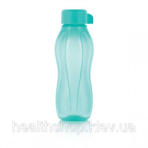 Эко-бутылка 310 мл, многоразовая бутылка для воды Tupperware нежно бирюзовая (Оригинал)