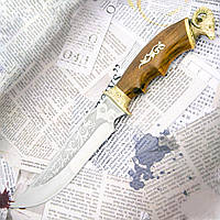 Нож Туристический Эксклюзивный Спутник Архар