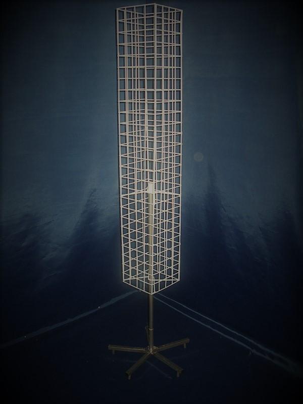 Вертушка барабан чотиригранна підлогова