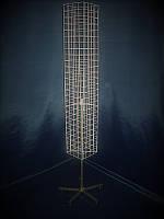 Вертушка барабан четырехгранная напольная