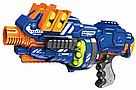 "Бластер ""Blaze storm"" с мягкими пулями шариками ZC 7087 Nerf Нерф    , фото 2"