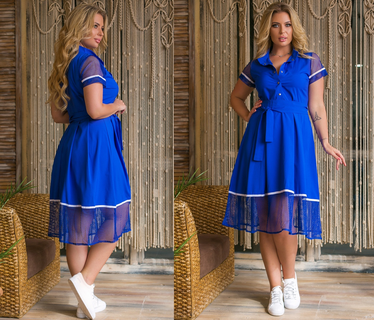 Женское летнее платье.Размеры:48,50,52,54.+Цвета