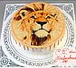 Вафельная картинка лев, фото 4