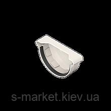 Заглушка ринви універсальна 120мм