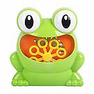 """Машинка для мальных пузырей """"Лягушка"""" Bubble Crab   , фото 2"""