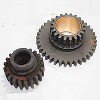 Комплект скоростных шестерен КПП ЮМЗ 45-1701056, 45-1701324