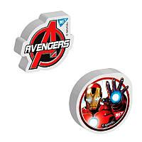 """Ластик фігурний YES """"Avengers"""", 2 диз. мікс"""