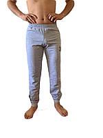 Мужские спортивные штаны светло-серый