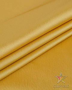 Ткань Креп Сатин Золотой