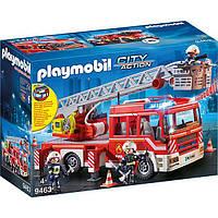 Конструктор Playmobil city action 9463 Большая пожарная машина со светом и звуком, фото 1