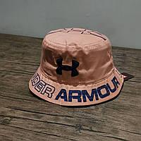 Мужская стильная панама (Under Armour) pink / 58 размер