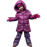 Зимові дитячі куртки для дівчаток