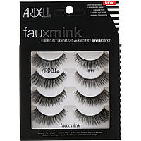 Ardell, Faux Mink, Lash #811, 4 Pairs