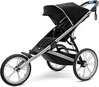 Детская коляска Thule Glide 2 Jet Black (черный)