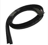 Уплотнитель лобового и заднего стекла автомобильный универсальный Y Keeper 1.7 м Черный, КОД: 905240