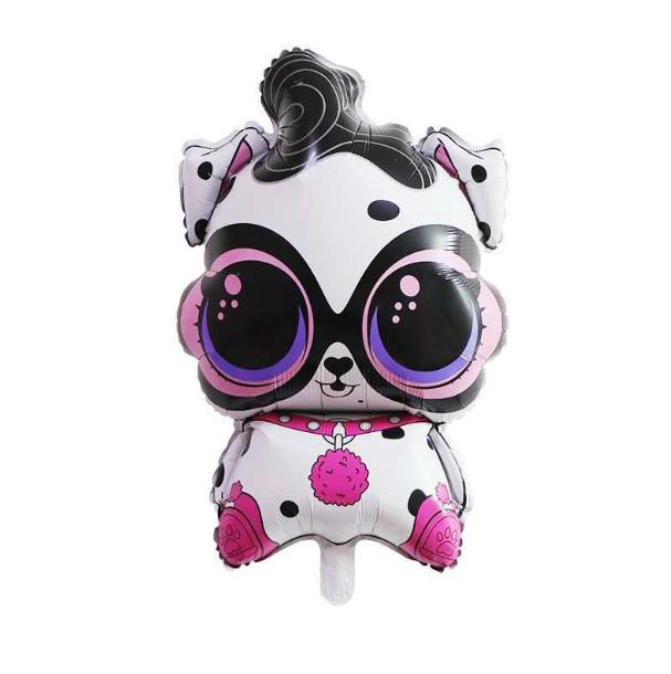 """Фольгированный шар """"Кукла Лол №5"""" 4 серия 50х75 см (Китай ..."""