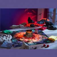 """HABA- Настольная игра """"Вулкан огнедышащих драконов"""""""