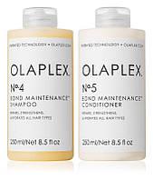Olaplex набор шампунь и кондиционер система защиты волос №4 №5 Bond Maintenance