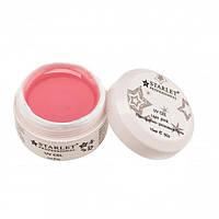 Гель для ногтей Starlet Professional UV Gel Light Pink15 мл, прозрачно-розовый