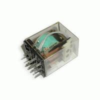Реле промежуточные РП-21-003 ~24В 50Гц AC 5А 3П