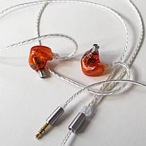 Dunu DM-480 Twilight Crimson Наушники Для Плеера Проводные, фото 3