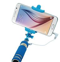 Монопод штатив палка селфи для телефона Android, Iphone смартфона Selfie Stick Handheld Monopod мини (14-50см)