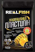 Пластилин Real Fish Бальзам звездочка (карась) 0,5кг