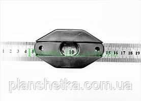 Глазок (направляющая пальца шнека) для комбайна CLAAS