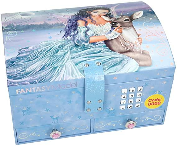 Top Model Скринька для прикрас IcePrincess ( Шкатулка для украшений Fantasy model Ледяная принцесса )