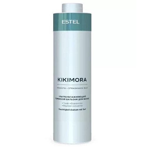 Ультраувлажняющий торфяной шампунь для волос Estel Professional Kikimora Shampoo 1000 мл