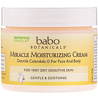 Babo Botanicals, Miracle, увлажняющий крем, 57г (2унции)