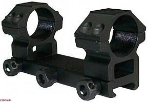 Крепление-монолит КМ-03/1 среднее, Weaver (25,4 мм)