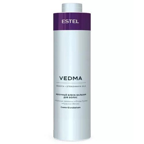 Молочный блеск-бальзам для волос Estel Professional Vedma Hair 1000 мл