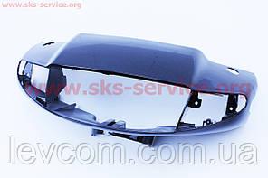 """Suzuki LETS II пластик - передній керма """"голова"""" (під бараб. гальма)"""