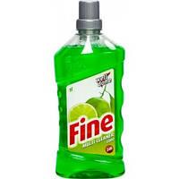 Универсальное моющее средство Well Done Fine с ароматом лайма 1000 мл.