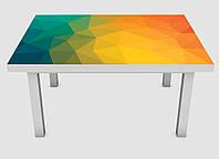 Наклейка на стол ZatargaАбстракция 01 600х1200 мм Z180225, КОД: 1804658