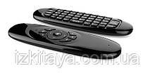 Аэромышь с клавиатурой Air Mouse I8 пульт управления для смарт приставки или телевизора